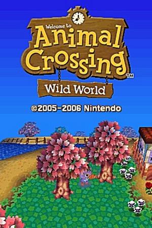 Animal Crossing Wild World Ancrds556