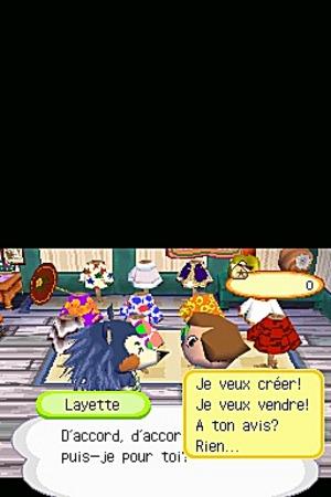 Animal Crossing Wild World Ancrds584