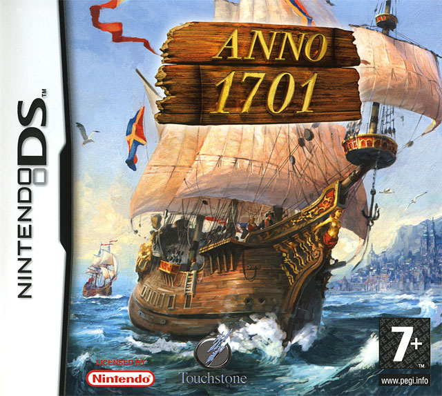 anno 1701 sur nintendo ds. Black Bedroom Furniture Sets. Home Design Ideas