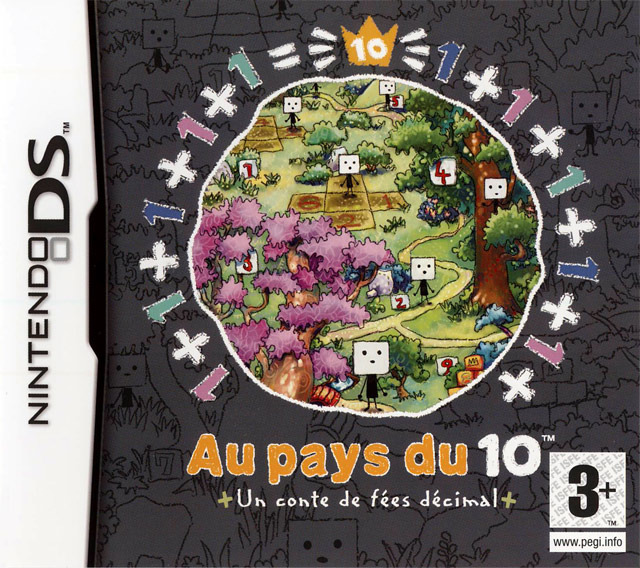 Au Pays du 10 : Un Conte de Fées Décimal DS