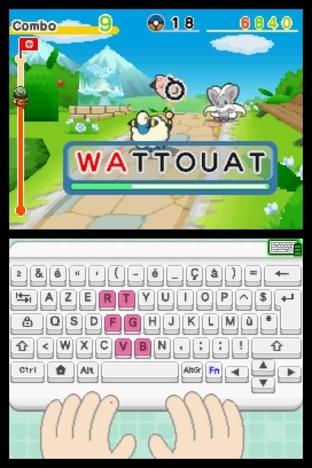 Test Apprends avec Pokémon : A la Conquête du Clavier Nintendo DS - Screenshot 19