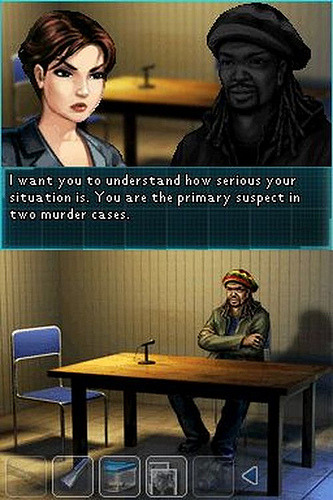 Art Of Murder : FBI Top Secret [NDS|French] [FS|US]