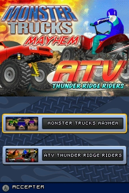 ATV Thunder Ridge Riders & Monster Trucks Mayhem