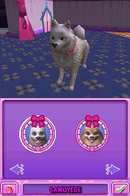 Ds barbie et le salon de beaut des chiens multi6 for Salon des chiens