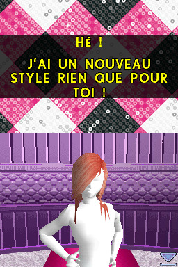 Images Barbie : Star de la Mode Nintendo DS - 35