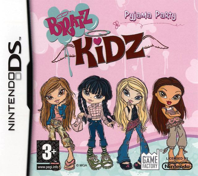 Bratz Kidz : Pyjama Party DS