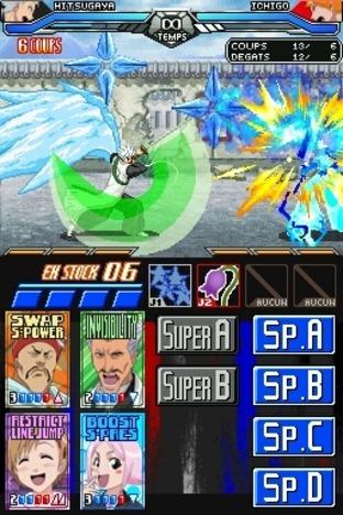 Bleach: Dark Souls for DS - GameFAQs