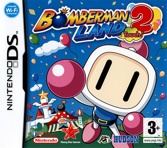 Bomberman Land Touch ! 2 DS