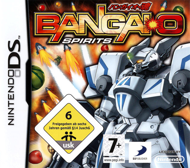 Bangai O Spirits (EUR) Demzz23 NDS EUR ( Net) preview 0