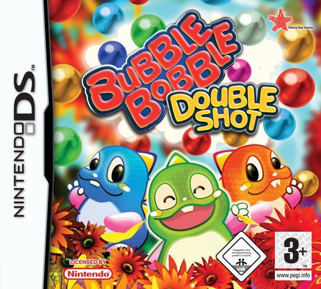 Bubble Bobble Double Shot (E) [HF]