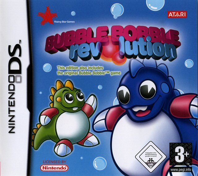 Bubble Bobble Revolution (E) [HF]