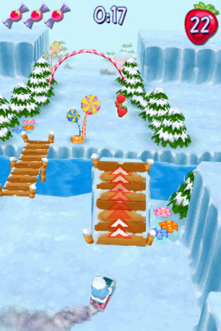 Charlotte aux Fraises : Le Gateau des Quatre Saisons - Nintendo DS