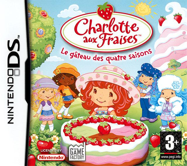 Charlotte aux Fraises : Le Gateau des Quatre Saisons DS