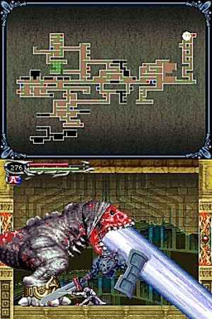 [TEST] Castlevania : Dawn of Sorrow (NDS) Castds017