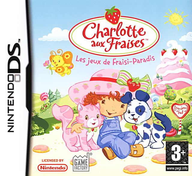 Images Charlotte aux Fraises : Les Jeux de Fraisi-Paradis Nintendo DS ...