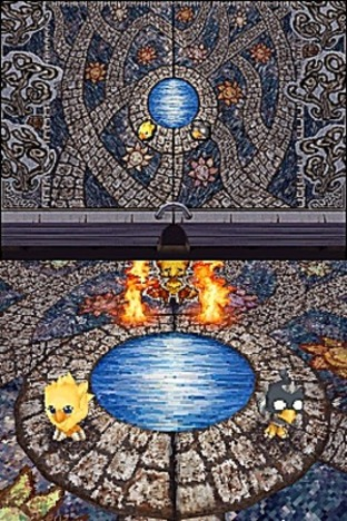 Test Final Fantasy Fables : Chocobo Tales Nintendo DS - Screenshot 11