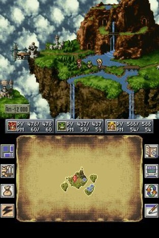 Test Chrono Trigger Nintendo DS - Screenshot 45