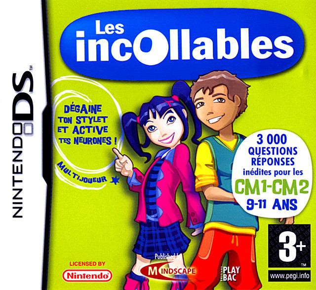 Les Incollables CM1 - CM2 DS