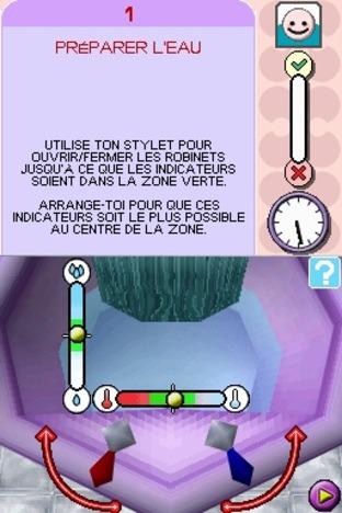 Coiffure Académie Nintendo DS