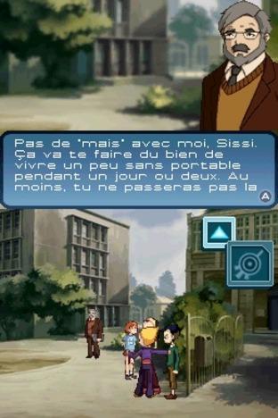 Code Lyoko Nintendo DS