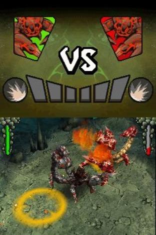 Fiche complète Combat de Géants : Insectes Mutants - Nintendo DS