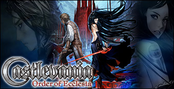 Castlevania : Order of Ecclesia Cooeds00a