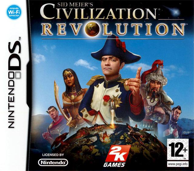 Civilization Revolution Cheats and Cheat Codes, Nintendo DS