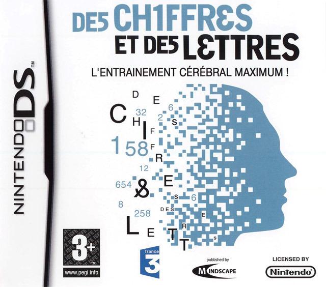 Des Chiffres et des Lettres DS