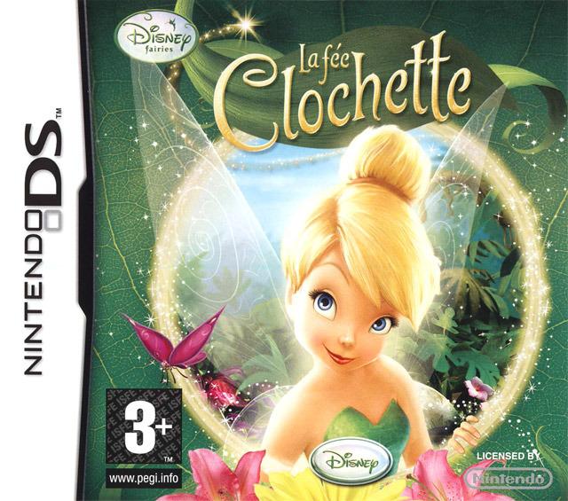 jeuxvideo.com La Fée Clochette - Nintendo DS Image 1 sur 218