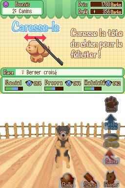 jeuxvideo.com Dogs Palace - Nintendo DS Image 3 sur 85
