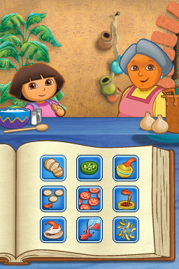 Ds dora cuisine multi3 free downloads for Cuisine ds