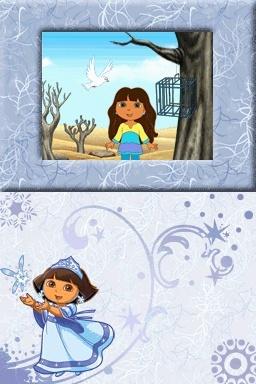 Ds dora sauve la princesse des neiges multi3 free - La princesse de neige ...