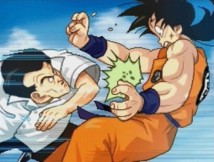 Aperçu Dragon Ball Z : Attack of the Saiyans Nintendo DS - Screenshot 42
