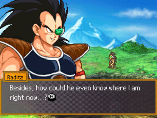 Images Dragon Ball Z : Attack of the Saiyans Nintendo DS - 18