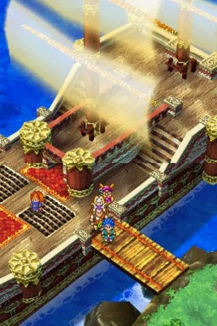 Test Dragon Quest VI : Le Royaume des Songes Nintendo DS - Screenshot 220
