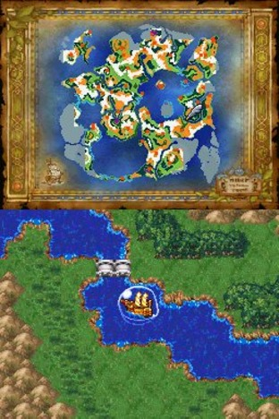 Test Dragon Quest VI : Le Royaume des Songes Nintendo DS - Screenshot 222