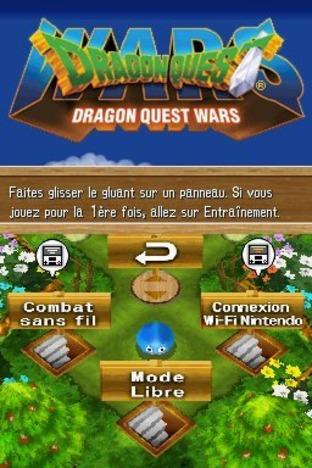 Test Dragon Quest Wars Nintendo DS - Screenshot 27