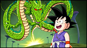 Aperçu : Dragon Ball : Origins - Nintendo DS
