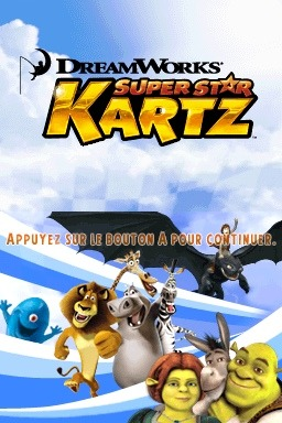 Images Dreamworks Super Star Kartz Nintendo DS - 13