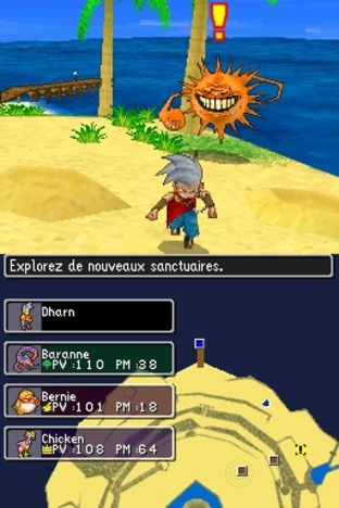 Dragon Quest Monsters : Joker Nintendo DS