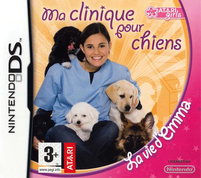 Emma et sa Clinique pour Chiens DS