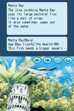 Fantasy Aquarium by DS