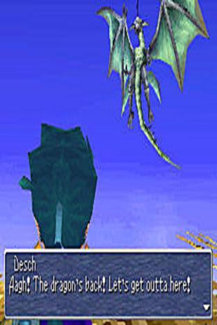 Final Fantasy III le 3 mai