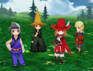 Final Fantasy III DS - Screenshot 225
