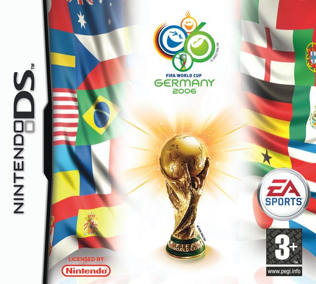 Coupe du monde de la fifa 2006 sur nintendo ds - Tous les buts de la coupe du monde 2006 ...