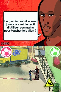 jeuxvideo.com Foot 2 Rue : Nicolas Anelka - Nintendo DS Image 3 sur 29