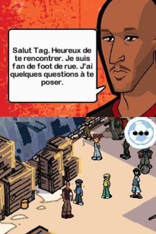 Fiche complète Foot 2 Rue : Nicolas Anelka - Nintendo DS