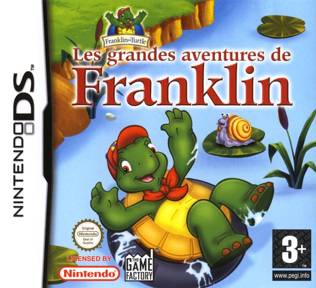 Les Grandes Aventures de Franklin DS