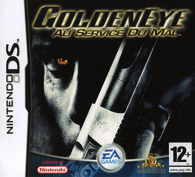 GoldenEye Rogue Agent  Demzz23 NDS NTSC ( Net) preview 0