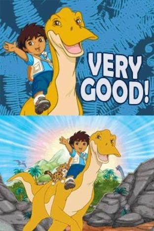 Fiche complète Go Diego ! Au Secours du Dinosaure - Nintendo DS